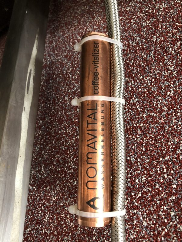 NOMAVITAL Wasserbelebung coffee-vitalizer
